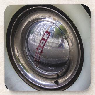 Dodge Hub Beverage Coaster
