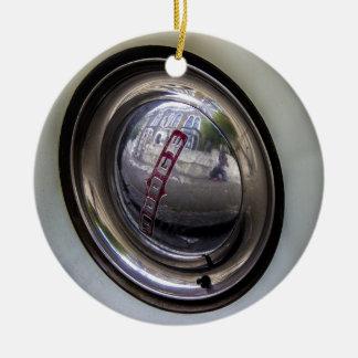 Dodge Hub Ornament