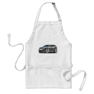 Dodge Magnum Grey Car Standard Apron