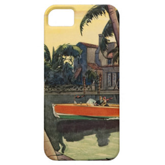 Dodge Motor Speed Boat Jungle Cruise iPhone 5 Cover