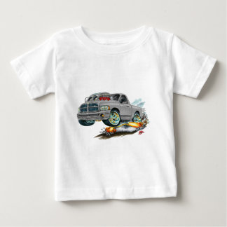 Dodge SRT10 Grey Truck Baby T-Shirt