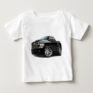 Dodge SRT10 Ram Dualcab Black Baby T-Shirt