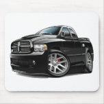Dodge SRT10 Ram Dualcab Black Mousepads