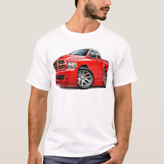 Dodge SRT10 Ram Dualcab Red T-Shirt