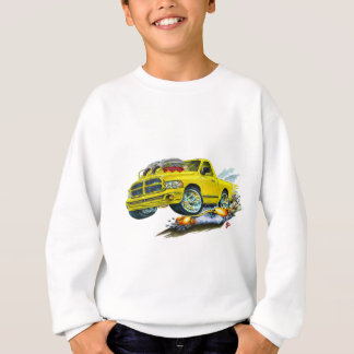 Dodge SRT10 Yellow Truck Sweatshirt