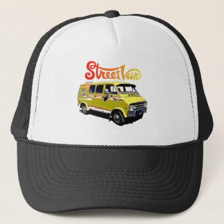 Dodge StreetVan Trucker Hat