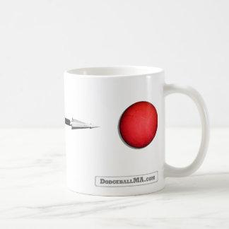 Dodgeball Evolution Mug