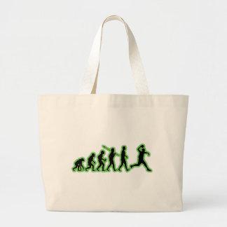 Dodgeball Large Tote Bag