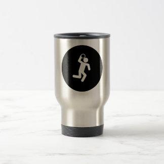 Dodgeball Stainless Steel Travel Mug