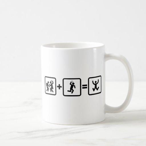 Dodgeball Coffee Mug