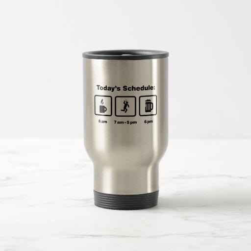 Dodgeball Coffee Mugs