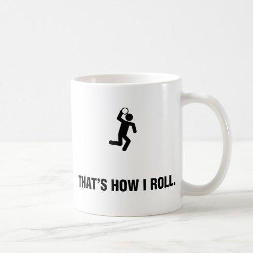Dodgeball Mug