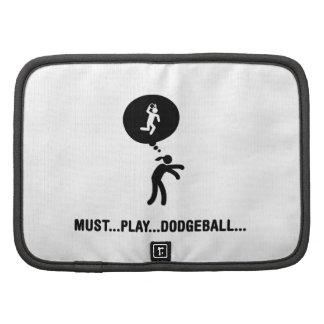 Dodgeball Organizers