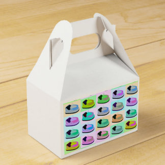 Dodgem Pop Art Favour Boxes