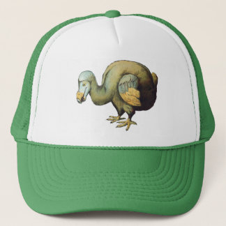 Dodo Antique Print Trucker Hat