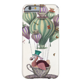 Dodo Balloon with Dragonflies Barely There iPhone 6 Case