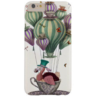 Dodo Balloon with Dragonflies Barely There iPhone 6 Plus Case