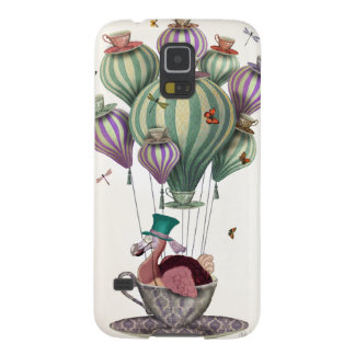 Dodo Balloon with Dragonflies Galaxy S5 Cases