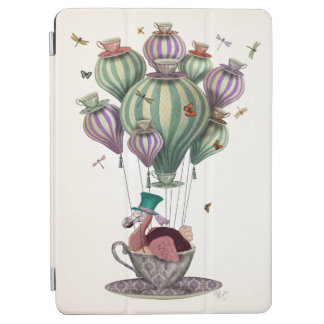 Dodo Balloon with Dragonflies iPad Air Cover