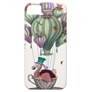Dodo Balloon with Dragonflies iPhone 5 Covers