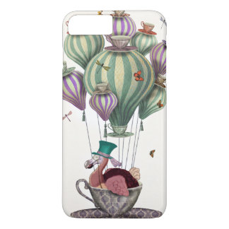 Dodo Balloon with Dragonflies iPhone 8 Plus/7 Plus Case