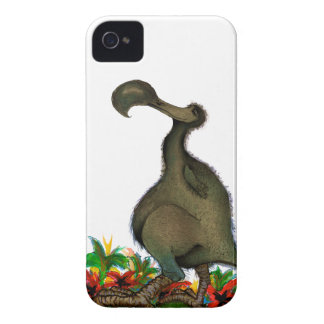 Dodo bird, tony fernandes iPhone 4 cover