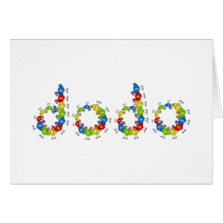 Dodo Greeting Card