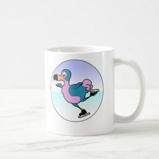 Dodo Ice Skater 2 Coffee Mug