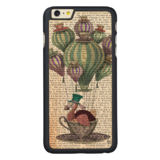Dodo in Teacup Carved Maple iPhone 6 Plus Case