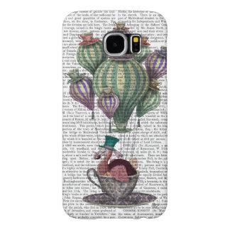 Dodo in Teacup Samsung Galaxy S6 Cases