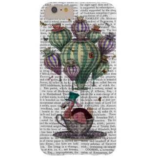 Dodo in Teacup with Dragonflies Barely There iPhone 6 Plus Case