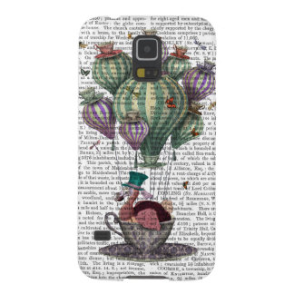 Dodo in Teacup with Dragonflies Galaxy S5 Case
