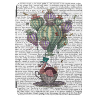 Dodo in Teacup with Dragonflies iPad Air Cover