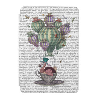 Dodo in Teacup with Dragonflies iPad Mini Cover