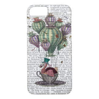 Dodo in Teacup with Dragonflies iPhone 7 Case