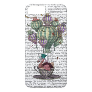 Dodo in Teacup with Dragonflies iPhone 8 Plus/7 Plus Case