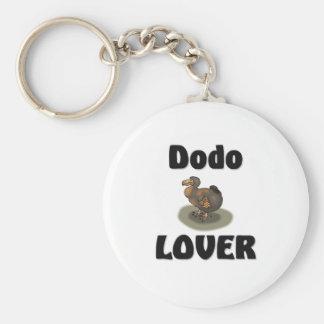 Dodo Lover Key Ring
