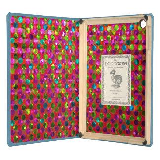 Dodocase iPad Air case Polka Dot Sparkley Jewels