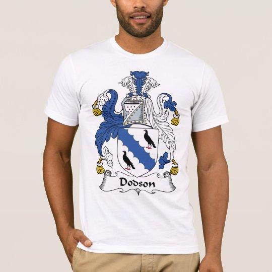 Dodson Family Crest T-Shirt