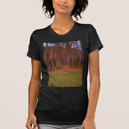 Doe a Deer in Lake Arrowhead Tshirt