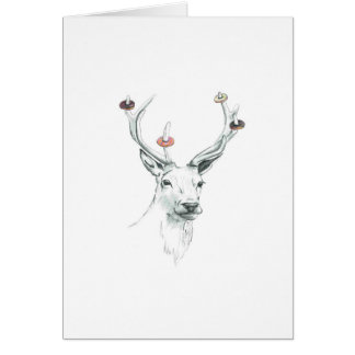 doe-nut deer card