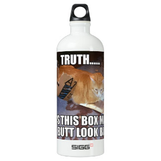 Does My Butt Look Big Water Bottle - Opie The MOD