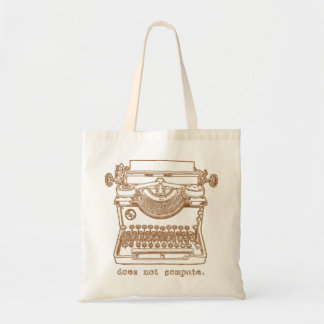 Does Not Compute (Brown) Bag