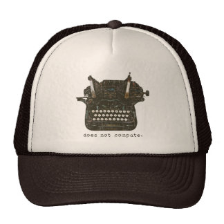 Does Not Compute Hat