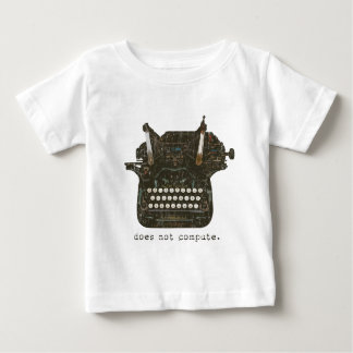 Does Not Compute Infant Tees