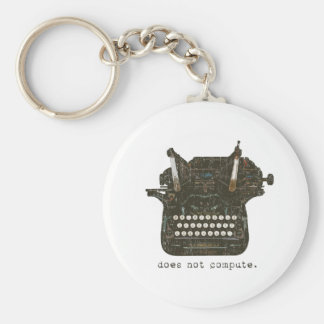 Does Not Compute Key Chains