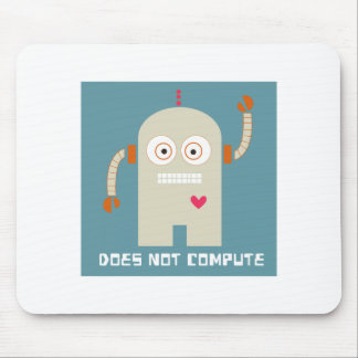 Does Not Compute Mouse Pad