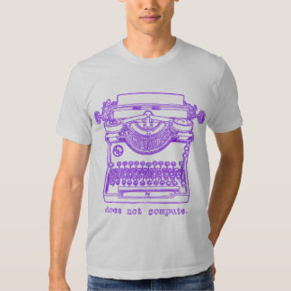 Does Not Compute (Purple) Shirt