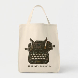 Does Not Compute Tote Bag