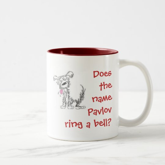 Does the name Pavlov ring a bell? Two-Tone